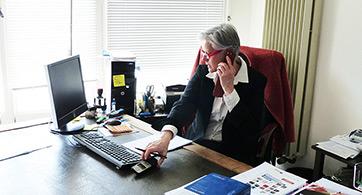 Particuliers et Entreprises : Un avocat à votre écoute et à votre service.